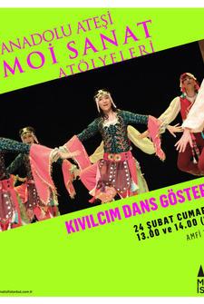 Mall of İstanbul / Kıvılcım Dans Gösterisi
