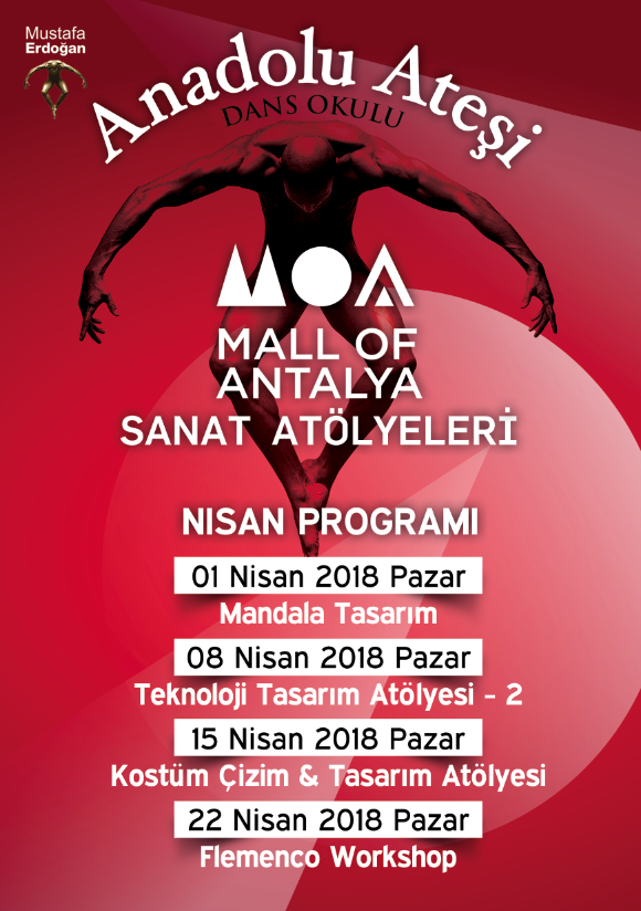 Mall of antalya sanat atolyeleri etkinlik takvimi mart 2018 5f36f354 c8e7 40ad 9861 8a1f07eb9c0a