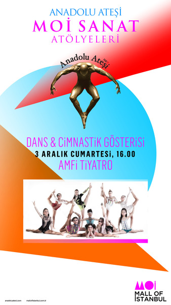 Dans & Cimnastik Gösterisi