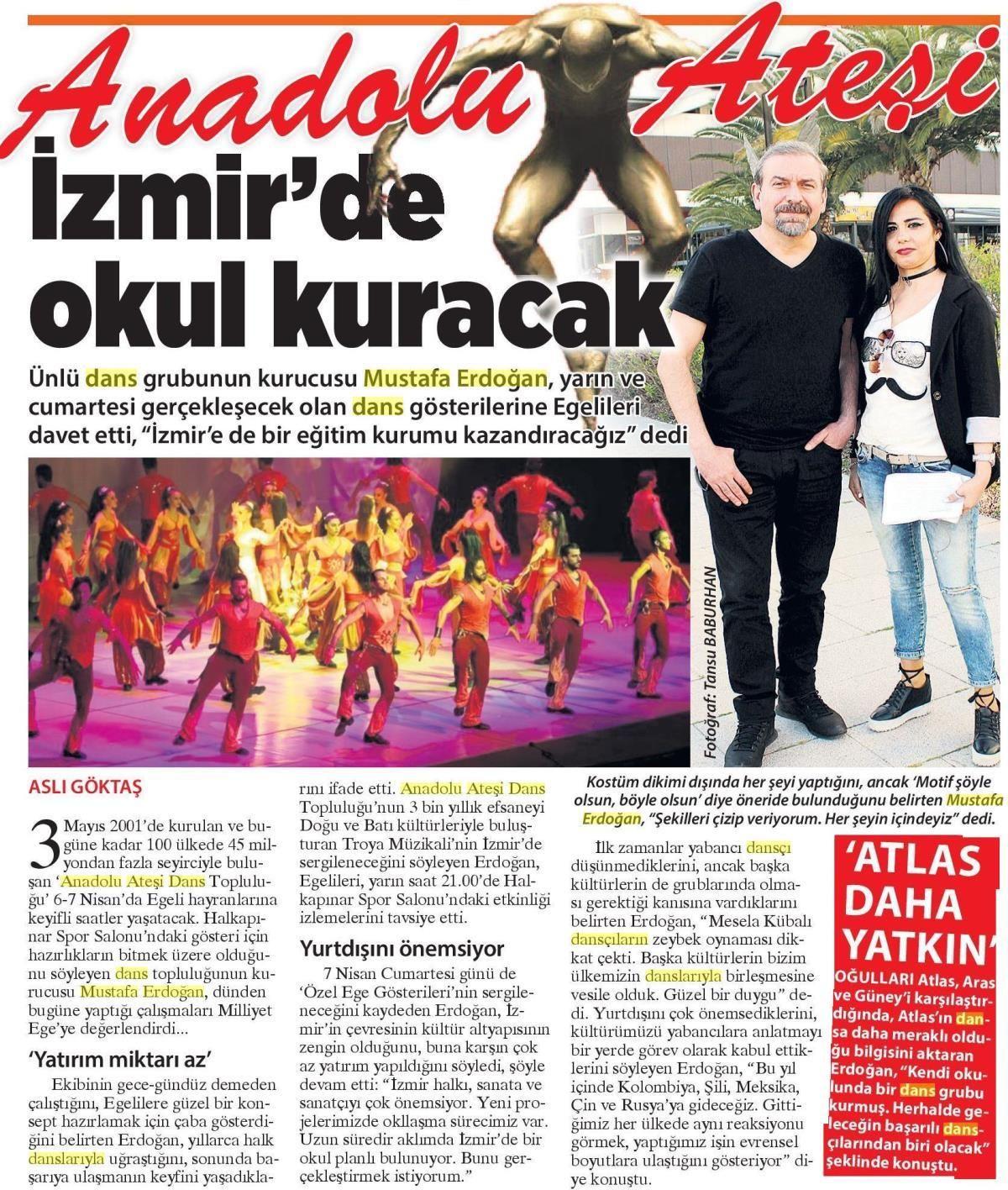 Milliyet Ege 05.04.2018